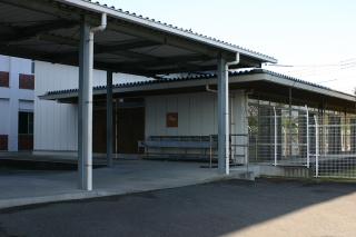 山田中学校ランチルーム_嘉麻市
