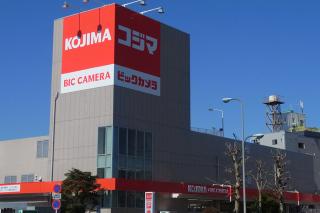 コジマビッグカメラ_西日本各所