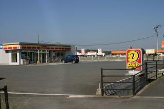 デイリーヤマザキ庄内店_飯塚市